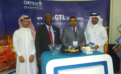 ORYX GTL at Qatar Independent Technical School Career Fair